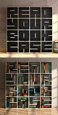Read your shelf By Arredamenti Saporiti