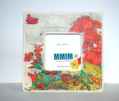 Lost And Found Picture Frame by Mmim on Etsy, $17.00