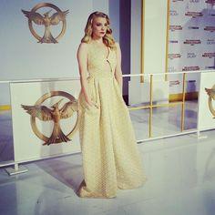 Natalie Dormer - 'The Hunger Games: Mockingjay Part 1' film premiere in Los Angeles, California - November 17th, 2014