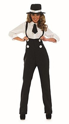 1920s Sexy Black Gangster Female Fancy Dress Costume & Hat - L (US 14-16) Parties Unwrapped UK http://www.amazon.com/dp/B00NZ6DL2K/ref=cm_sw_r_pi_dp_HNPsub0KVTNQB