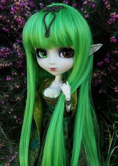Forest pullip