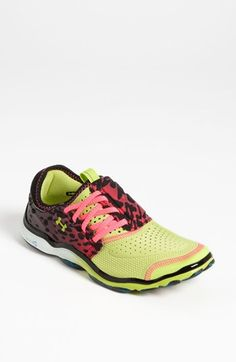 Under Armour Micro G® Toxic Running Shoe (Women) | Nordstrom