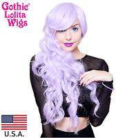 Gothic Lolita Wigs® Classic Wavy Lolita™ Collection - Lavender- 00041