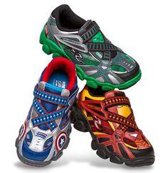 Marvel Kids Shoes, already on the boys Christmas list!