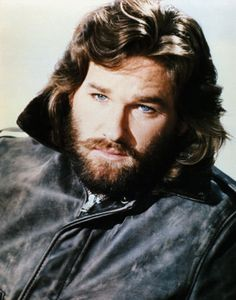 Happy birthday, Kurt Russell! Your acting abilities are outshined only by your magnificent facial hair and your penchant for muscle-tees. Russell Mania forever!!