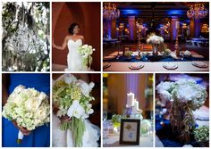 Savannah Wedding by Aesthetic Floral & Event Artistry. Photos by Shawna Herring Photography