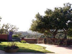 Large Backyard Backyard Landscaping Grace Design Associates Santa Barbara, CA