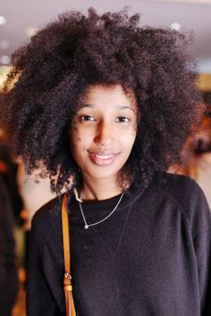 julia sarr jamois hair - Google Search