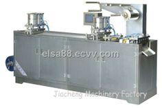 Paper Plastic Blister Packing Machine (DPP-250J) (DPP-250J) - China paper plastic blister packaging machine, NOBLEGEYUN