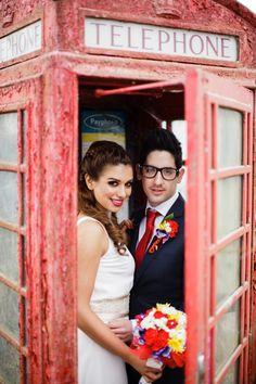 Superhero Power - A Superman-Inspired Wedding | One Fab Day