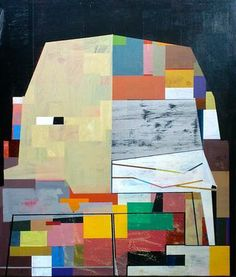"Saatchi Art Artist Jim  Harris; Painting, ""Untitled."" #art"