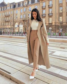 Winter Fashion Outfits, Look Fashion, Spring Outfits, Girl Fashion, Classy Outfits, Stylish Outfits, Simple Outfits, Moderne Outfits, Look Blazer