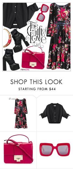 """""""Newchic"""" by teoecar ❤ liked on Polyvore featuring Jimmy Choo and Dolce&Gabbana"""