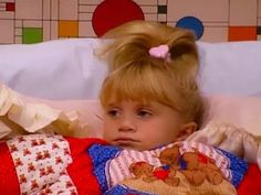 Michelle Tanner on We Heart It Bedroom Wall Collage, Photo Wall Collage, Full House, Stupid Memes, Funny Memes, Photowall Ideas, Michelle Tanner, Current Mood Meme, Aesthetic Collage