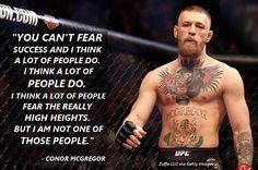 Conor mcgregor best quotes