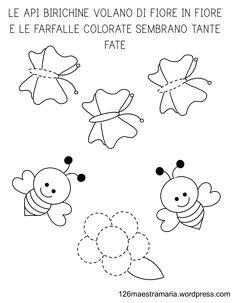 Disegni per la primavera. Poesia. pregrafismo Pixel Art, Coloring Pages, Stencils, Snoopy, Diy, Cross Stitch Art, Maze, Calendar, Birds