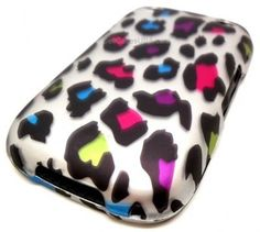 $6.95 FOR BB CURVE 9310 9320 PINK PURPLE GREEN LEOPARD COVER CASE BOOST MOBILE VERIZON