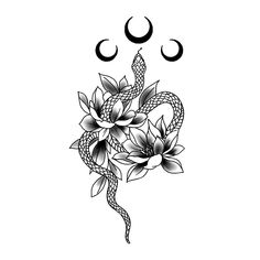 Side Stomach Tattoos, Side Neck Tattoo, Stomach Tattoos Women, Lower Leg Tattoos, Hip Tattoos Women, Side Thigh Tattoos Women, Back Thigh Tattoo, Side Of Hip Tattoo, Back Tattoos For Women