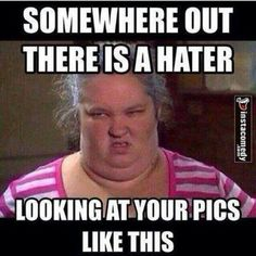 hey hater, you totally look like that, get back on your meds or hit the gym and leave me alone.