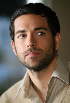 Zachary Levi. The voice of Flynn Rider. :)