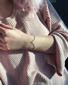 #bracelettattoo #girlytattoo #tattoo