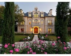 Your very own castle on Highland Park's famed Beverly Drive, near the Highland Park Village. Dallas TX