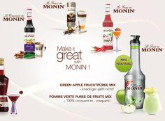 MONIN - Sirup & Liqueur