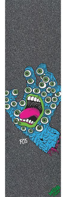 Griptape Mob Grip Tape Independent Stacked Med Graphic Skateboards Grip Tape