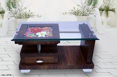 Best Sofa - Center Table Design in India