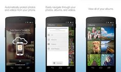 Amazon gives Cloud Drive Photos for Android a new interface and simpler navigation