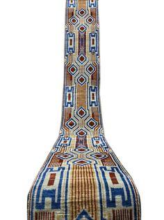 With FEDEX New Fabric ikat velvet fabrics 6 yards decorative fabric tradional uzbeki fabrics