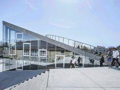 Ampliamento di una scuola in Danimarca | Modulo.net | Il portale della Progettazione