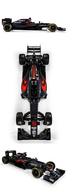 A closer look at the McLaren-Honda #MP431. Enjoy. #TheF1Effect