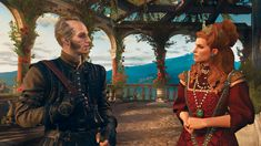 the witcher regis | The Witcher 3: Blood and Wine – Pomp and Strange Circumstance ...