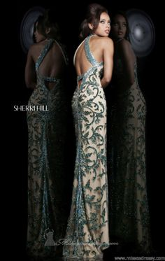 Sherri Hill 1711 by Sherri Hill