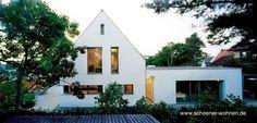 Fondos de casa contemporánea en Alemania