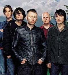 Radiohead - Lotus Flower...Couldn't link this to the actual video because it bugs the hell out of me.  The song however, is genius!