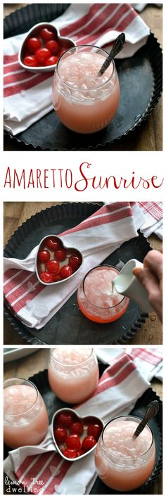 Amaretto Sunrise – a