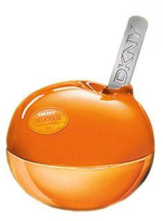 *DKNY ~Delicious Candy Apples Fresh Orange Donna Karan
