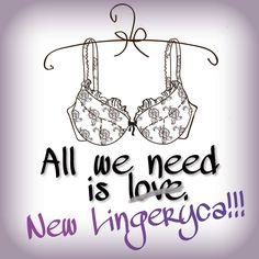 """13 curtidas, 1 comentários - LingeRyca 💎 (@lingeryca) no Instagram: """"Nós da @lingeryca acreditamos na importância da autoestima das mulheres!! 💕🙆🏻 Vista-se…"""""""