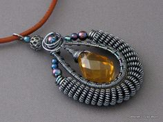 It's All About Texture Pendant | JewelryLessons.com