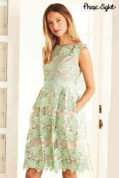 Summer wedding on the horizon? Opt a pretty lace number from Phase Eight.