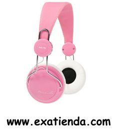 Ya disponible Auricular NGS mARShmallow rosa   (por sólo 15.95 € IVA incluído):   -Especificaciones Técnicas: -Respuesta de frecuencia: 20Hz-20KHz -Impedancia: 32 Ohms -Sensibilidad: 105dB.S.P.L.-1kHz -Conexión: Jack 3,5mm -Diametro: 40mm -Color: Rosa  -Contenido del embalaje: Auricular Snow Flake Guía de instalación Tarjeta de garantía de 2 años   Garantía de 24 meses.  http://www.exabyteinformatica.com/tienda/628-auricular-ngs-marshmallow-rosa #auricular #exabyte