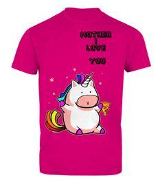 Isn't it adorable?? #mother #love #unicorn.
