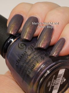 China Glaze Choo-Choo Choose You and Nice Caboose – All Aboard coll. swatches