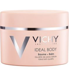 Vichy Ideal Body Balm is indicated to moisturize and nourish dry and very dry skin leaving intensely nourished and soft.