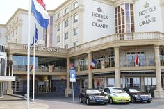 Hotels van Oranje. In de zomer van 2013 heb ik hier 4 maanden stage gelopen