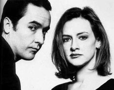 John and Joan Cusack (brother and sister)