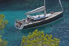 Beneteau Sense 50: basically the perfect sailboat