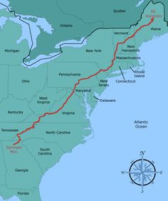 Watched a show last night on the Appalachian Trail. Inspiring. One day maybe.